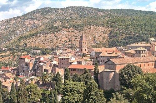 История города Тиволи в Италии