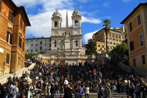 Погода в Риме в декабре