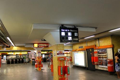 Как доехать до Ватикана на метро