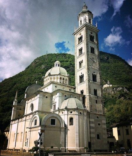 Достопримечательности горнолыжного курорта Бормио в Италии