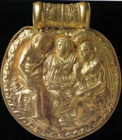 Музеи Ватикана, Григорианский этрусский музей