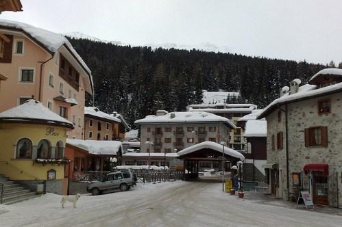Отели на горнолыжном курорте Бормио в Италии