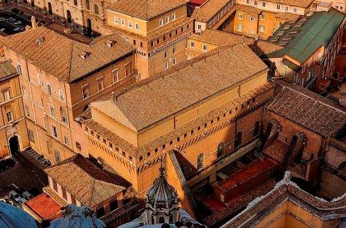 Сикстинская капелла и музеи Ватикана