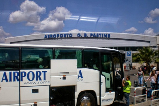 Аэропорт Рима Чампино
