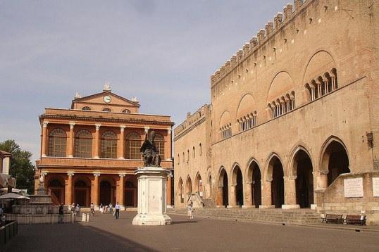 Достопримечательности Римини