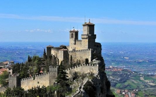 Экскурсия из Римини в Сан-Марино запомнится надолго