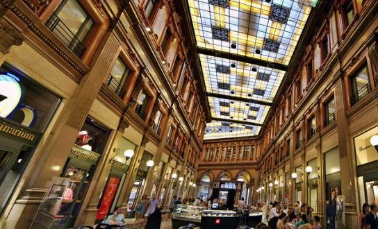 Крупнейшие магазины Рима