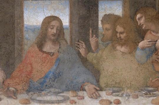 Тайная вечеря Леонардо да Винчи в Милане