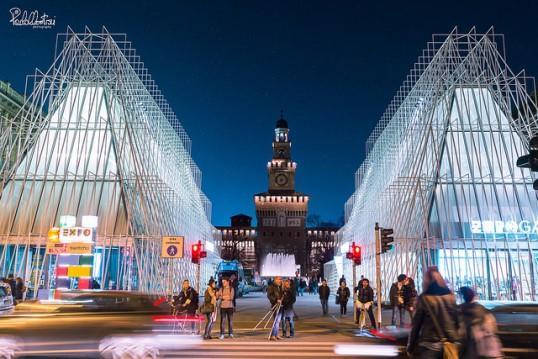 Всемирная выставка в Милане