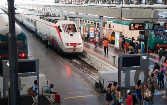 Билеты на поезда в Италии