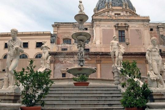 Обзорная экскурсия по Палермо