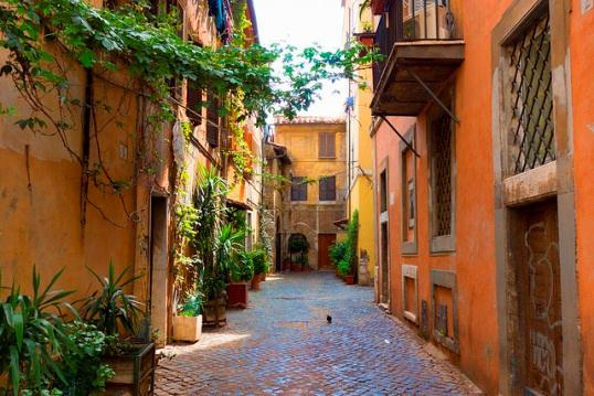 Лела организует экскурсии по Риму, Ватикану и региону Лацио