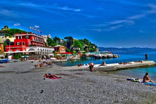 Пляжи Камольи в Италии