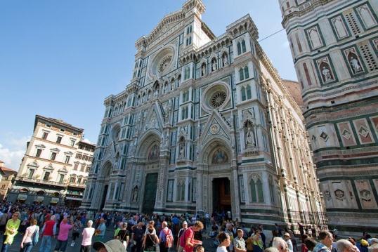 Собор Санта-Мария-дель-Фьоре во Флоренции