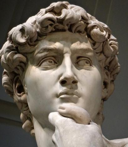 Давид Микеланджело во Флоренции