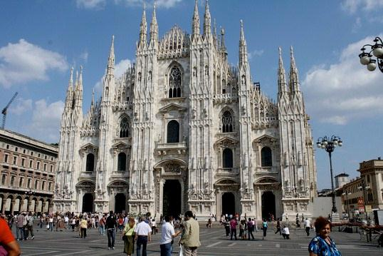 История Миланского Собора
