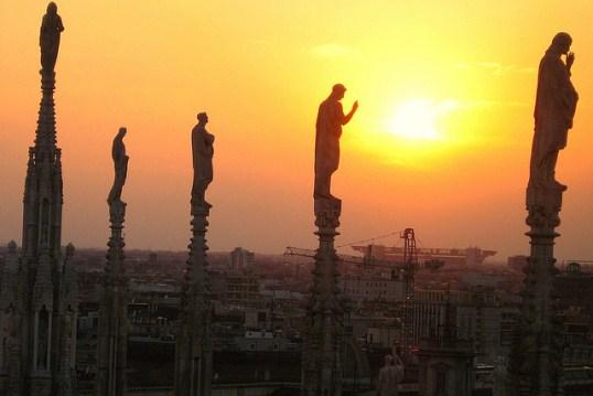 Кафедральный Собор Милана
