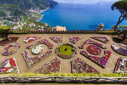 Вилла Руфоло на острове Капри