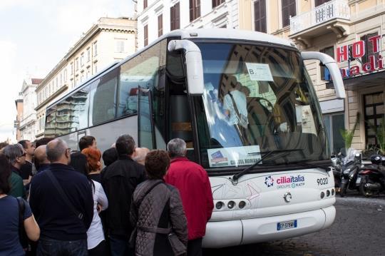 Как добраться до аутлета Кастель Романо в Риме