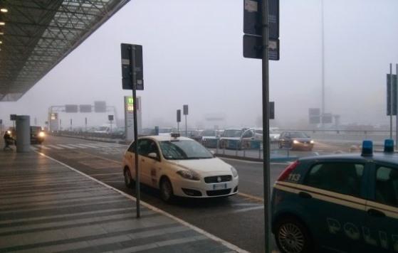 Такси из аэропорта в Риме до города