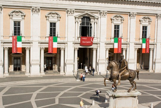Палаццо деи Консерватори в Риме