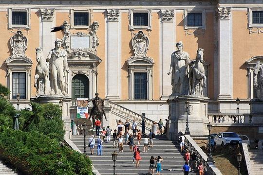Лестница Кордоната в Риме