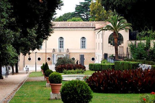 Музей современного искусства Карло Билотти в Риме