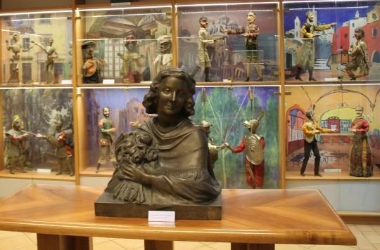 Театральный музей Буркардо в Риме