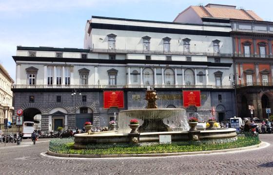 Театр Сан Карло в Неаполе
