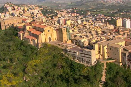 Долина храмов в Агридженто на Сицилии