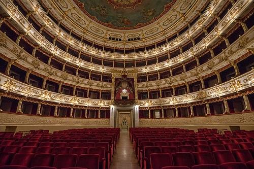Театр Реджо. Парма. Достопримечательности