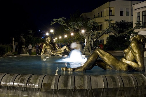 Курорт Абано-Терме в Италии