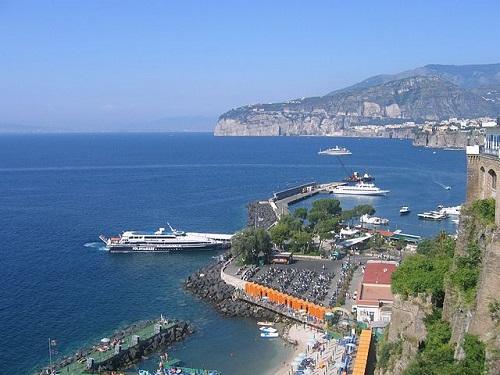 Сорренто в Италии