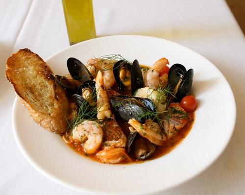 Cacciucco – традиционное блюдо тосканской кухни