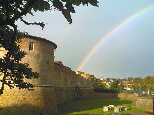 Крепость Рока, Пезаро, Италия