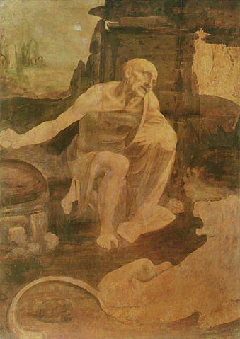 Картины Леонардо да Винчи в Риме