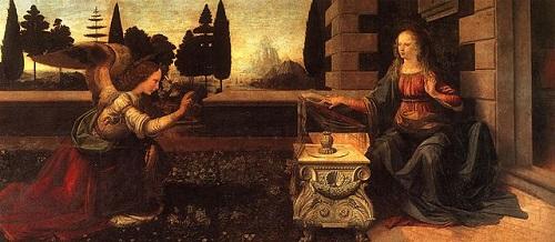 Картины да Винчи во Флоренции