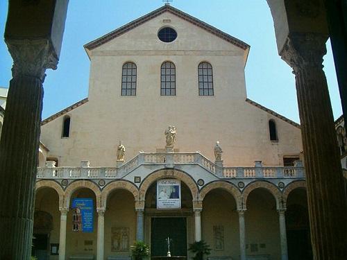 Кафедральный собор Салерно (фото)