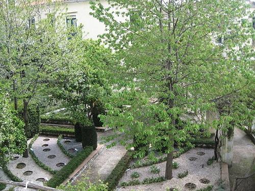 Сад Минервы