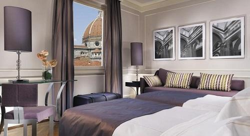 Отель Брунелески во Флоренции