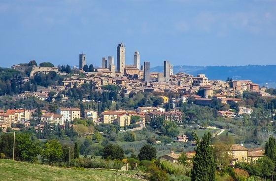 Сан Джиминьяно Тоскана