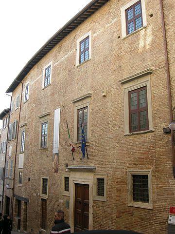 Дом Рафаэля в Урбино