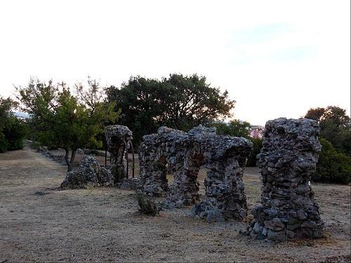 Достопримечательности Ольбии, Сардиния