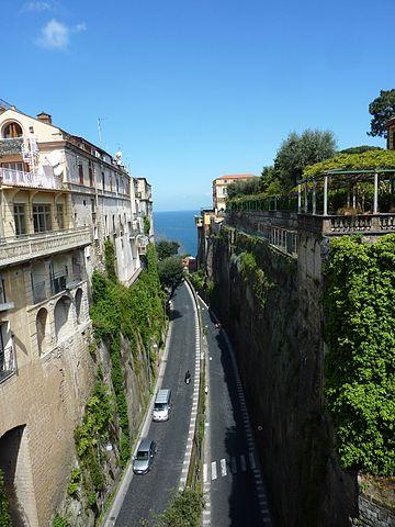 Достопримечательности Сорренто в Италии