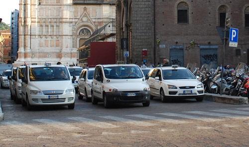 На такси из Болоньи во Флоренцию