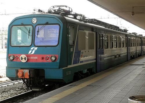 Региональные поезда в Италии