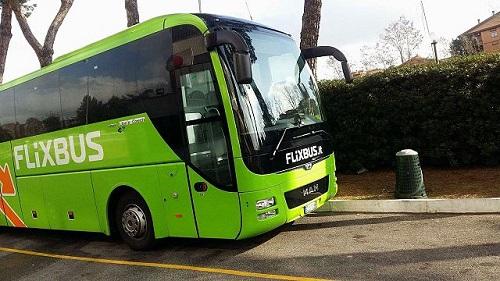 Автобус из Болоньи во Флоренцию