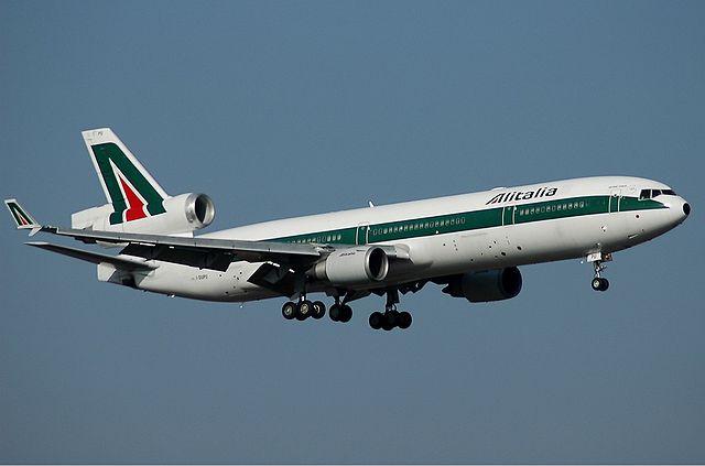 Самолет из Болоньи в Рим