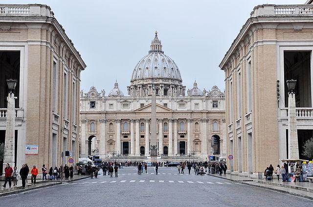 Что посмотреть в Риме самостоятельно за один день, Ватикан