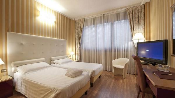 Отель рядом с аэропортом Линате в Милане